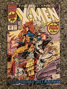 THE UNCANNY X-MEN #281 NM (Marvel 1991)