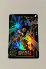 Carte Dragon Ball Z  Premium Edition Special Goku Ultra Instinc Kamehameha
