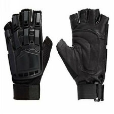 SWAT Military Airsoft Paintball Tactical Gloves Gear Half Finger Armed Protect a XL