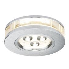 Paulmann 925.40 Einbauleuchte Einzelstrahler Liro LED 3W Aluminium gebürstet
