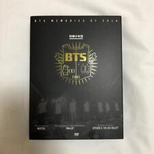 BTS MEMORIES OF 2014 DVD 3 set + Photobook Bangtan Boys Official