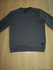 Only & Sons Grey Sweatshirt Large