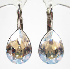 SoHo® Ohrhänger geschliffene Kristalle tropfen crystal moonlight elegant sparkle