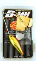LUCKY CRAFT B-MH Skirtless Buzzbait In ORANGE GOLD New