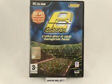 PC CALCIATORI 2005 PANINI PC COMPUTER CD EDIZIONE ORIGINALE ITALIANO COMPLETO