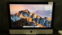 """Apple iMac MK452LL/A Core i5 3.1 21.5"""" 8GB 1TB HDD beast!"""