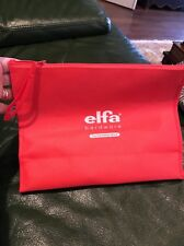 Elfa Red Zip Storage Bag