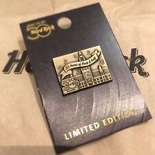 Hard Rock Cafe HRC MUNICH MÜNCHEN 50TH ANNIVERSARY PUZZLE Piece 🧩Pin Geburtstag