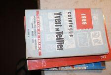 Catalogue Yvert et Tellier 1966. Tome 1. Timbres de France.
