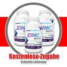 AllNutrition - Zinc Forte - 3 x 120 Kapseln - Mineralstoffe, Zink, Vitamine B0