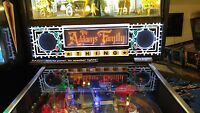 The Addams Family TAF - Lighted Pinball LED Speaker Panel - BASIC