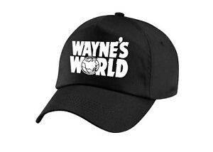 Wayne's World - Wayne & Garth Wayne Stock Festival 90s Rock Comedy Movie Cap