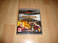 GOD OF WAR COLLECTION VOLUME II 2 PARA LA SONY PLAY STATION PS3 NUEVO PRECINTADO