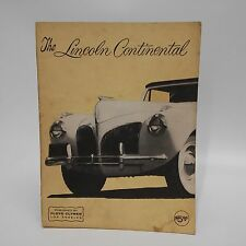 The Lincoln Continental-History-1963-Automobile