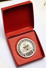 Medal médaille Cluj-Napoca Romania Babeș-Bolyai University Roumanie