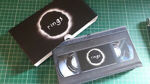 Rings 2017 movie horror promo item VHS Matilda Anna Ingrid Lutz