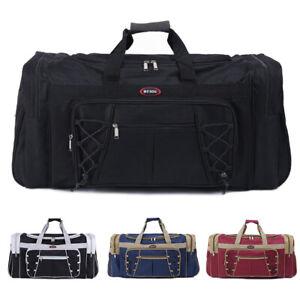 Duffle Bag Sport Gym Carry On Travel Luggage Shoulder Tote HandBag Waterproof