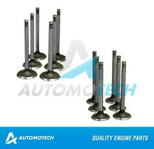 Intake and Exhaust valves 3.8 L for Ford Mercury Capri