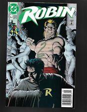 Robin  #5 of 5 DC Comics 1991 NM- 1st Mini-Series
