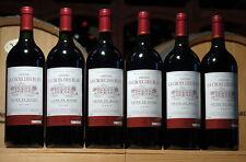 """"""" Best ever! """" 6 große Flaschen 2008er Château Croix de Blais """"Grand Bouteille"""""""