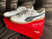 Puma Mens U.S. Size 13 Super Liga OG Retro White Shoes Sneaker NEW Without Box
