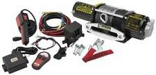 New QuadBoss 5000 lb S-Rope Winch & Mount 2014 Kubota RTV-X 900 UTV