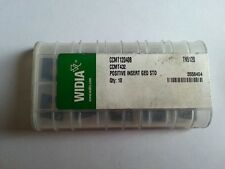 WIDIA User Tools CCMT120408 TN5120 10pcs