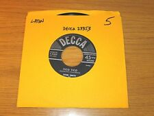 """LATIN 45 RPM - ETHEL SMITH - DECCA 23353 - """"TICO TICO"""""""