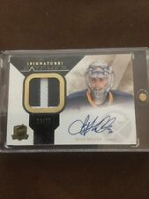 10-11 Upperdeck The Cup Ryan Miller Signature Patches 14/75