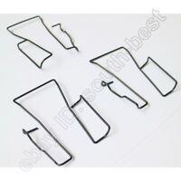 3 x Metalli Belt Clips Clip for Shure PG1 PGX1 SLX1 pgx slx Wireless Transmitter