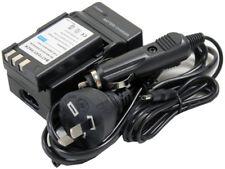 Battery+Charger for Nikon EN-EL9 EN-EL9a EN-EL9e D3000 D40 D40x D5000 D60 Camera