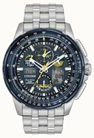 RELOJ PULSERA PREMIUM CABALLERO CITIZEN SKYHAWK AT BLUE ANGEL 4343598