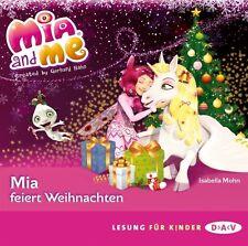 ISABELLA MOHN - MIA AND ME-MIA FEIERT WEIHNACHTEN  CD NEU