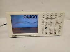 Owon Oscilloscope Pds5022s 25mhz 2 Channel