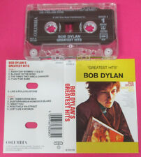 MC BOB DYLAN's greatest hits holland COLUMBIA COL 463088 4 no cd lp vhs dvd