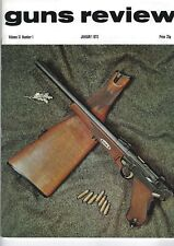 GUNS REVIEW - THREE ISSUES FROM 1973 (1 - 3)