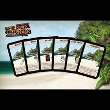 Robinson Crusoe: La Spiaggia, Mini Espansione, Nuovo by Uplay, Italiano