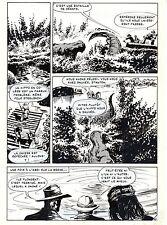 GEANT DE LA RIVIERE PLANCHE  MONTAGE ORIGINALE (CAPTAIN HORNET AREDIT) PAGE 42