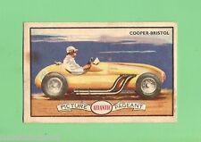 #D66.  ATLANTIC  PETROLEUM RACING CARS  CARD #43  COOPER BRISTOL