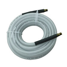 "Clear PVC Hose 3/8"" - 1/4"" NPT 100 feet 300 PSI 4:1 Safety Factor - HA16-100"