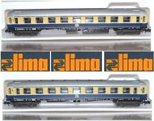 Lima 317 Railway Carriage 1a Class Tee-Helvetia DB Box Ladder-N