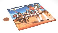 Playmobil Top Agents 2 Western DVD Video NEW SEALED