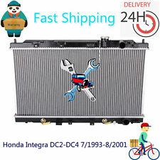 Radiator For Honda Integra DC2-DC4 7/1993-8/2001 Auto & Manual Premium Quanlity