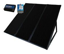 Coleman 55 Watt Solar Panel Power Generator Kit Backup Electric 12V