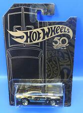 Mattel Hot Wheels 50 Th Noir & Doré / Séléction à Cars : Quatre Roues