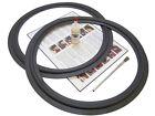 JBL Speaker Foam Repair Kit - PR15, S2S, L222 Disco, L222A, L300 - 2LE15-06