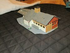 Rare Faller HO Saw-Mill Barn Freight House Warehouse Building Pre Built