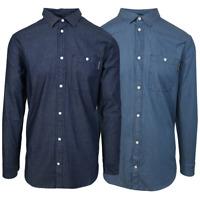 DC Shoes Men's Swalendalen Two L/S Woven Shirt (Retail $55)