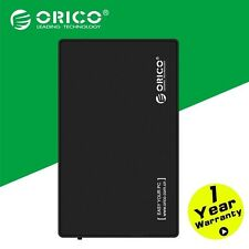 "ORICO USB 3.0 Black 2.5"" SATA External HDD Hard Disk Box External Enclosure Case"