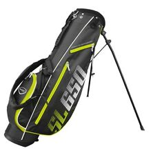 Masters Golf Supalite Sl650 Stand Bag Black/lime